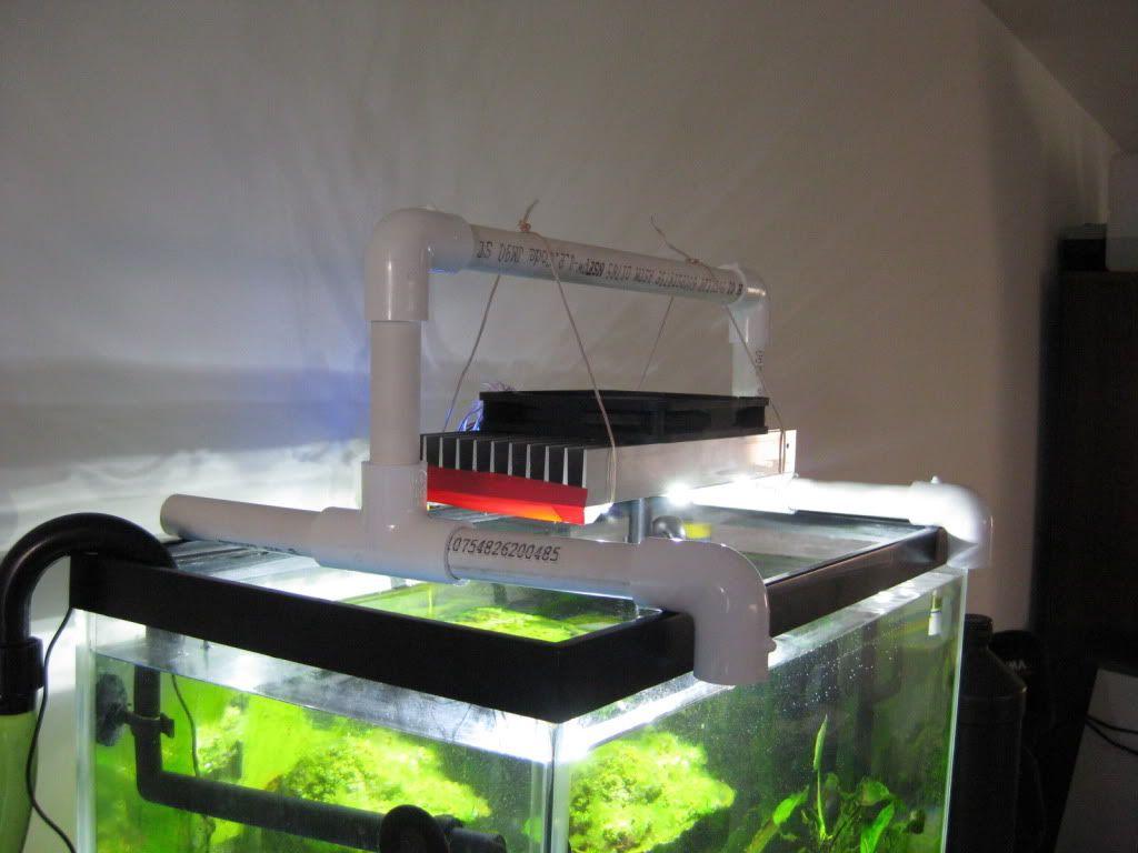 Как своими руками сделать свет в аквариуме своими руками 89