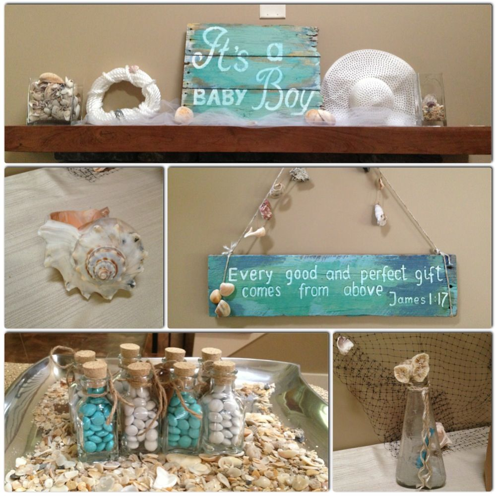 pin by melissa gallardo on beach baby shower pinterest