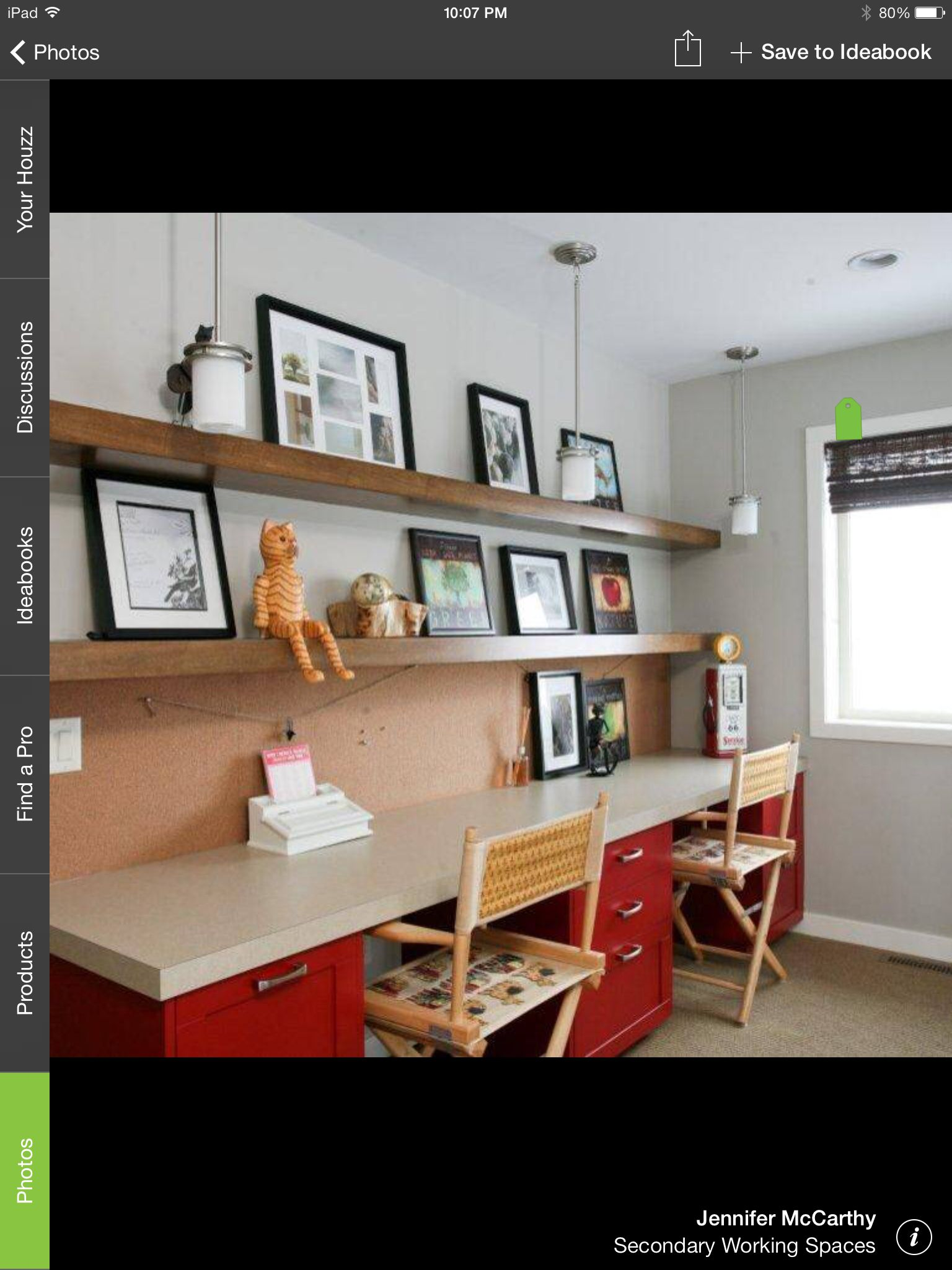 Kids Study Room For The Home Pinterest