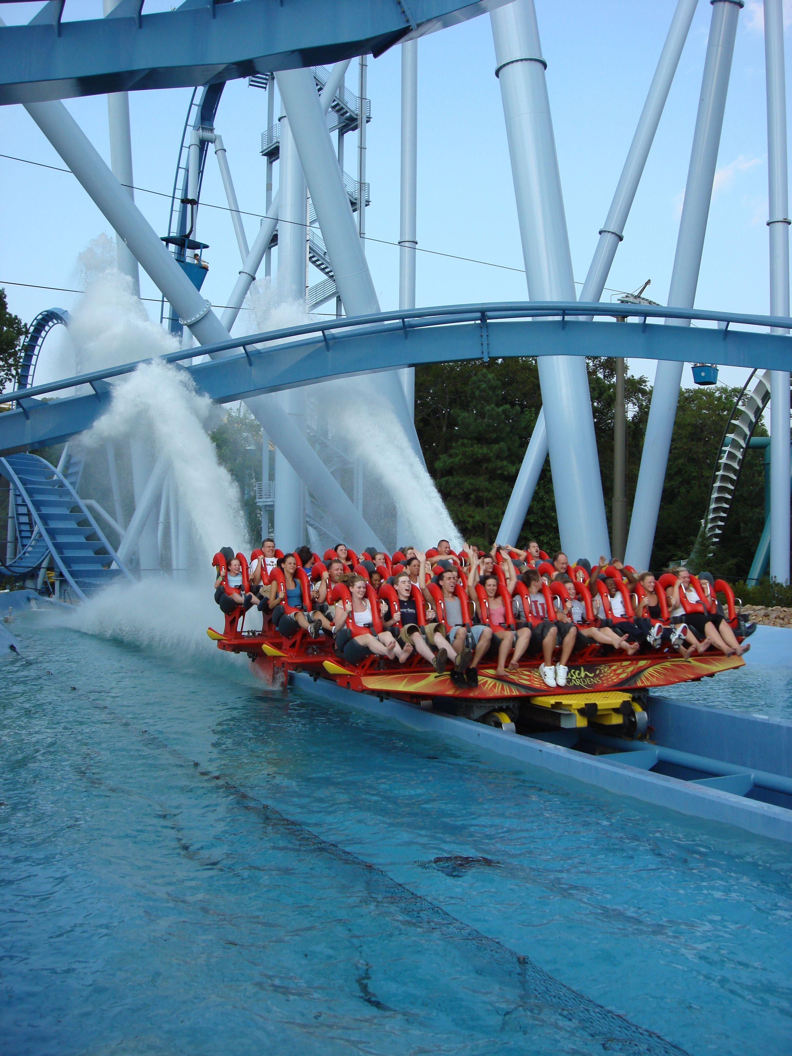 Busch Gardens Virginia My State Va Pinterest