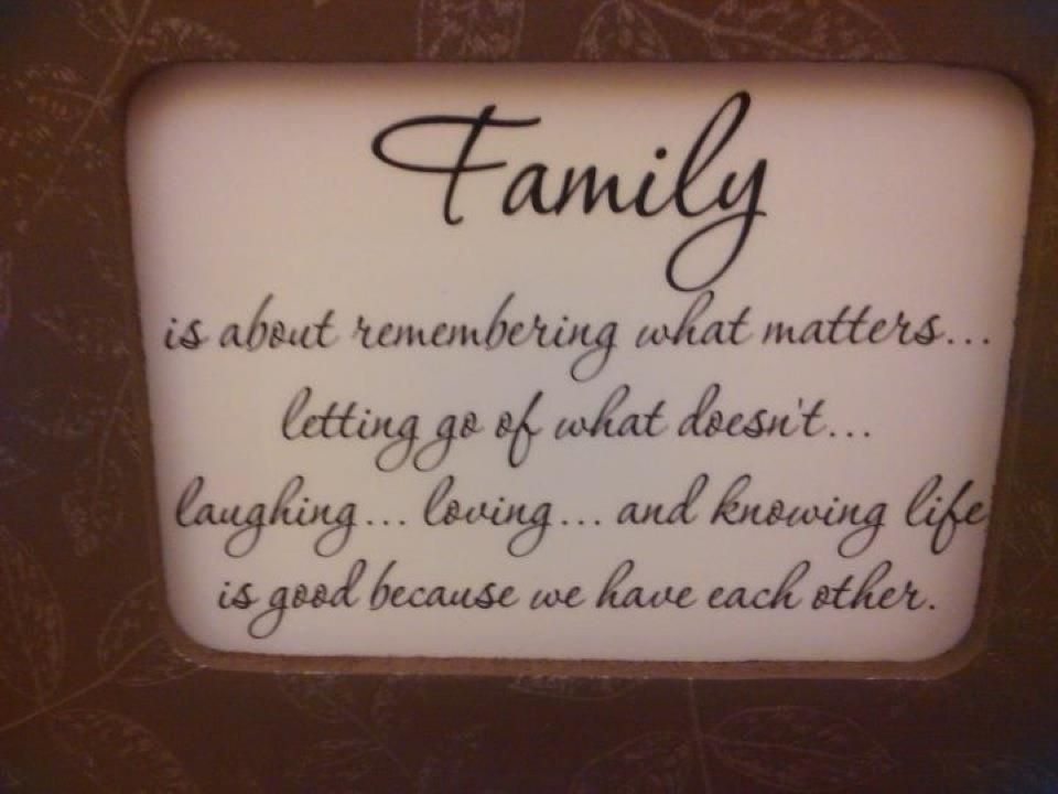 Family | Motivational Quotes