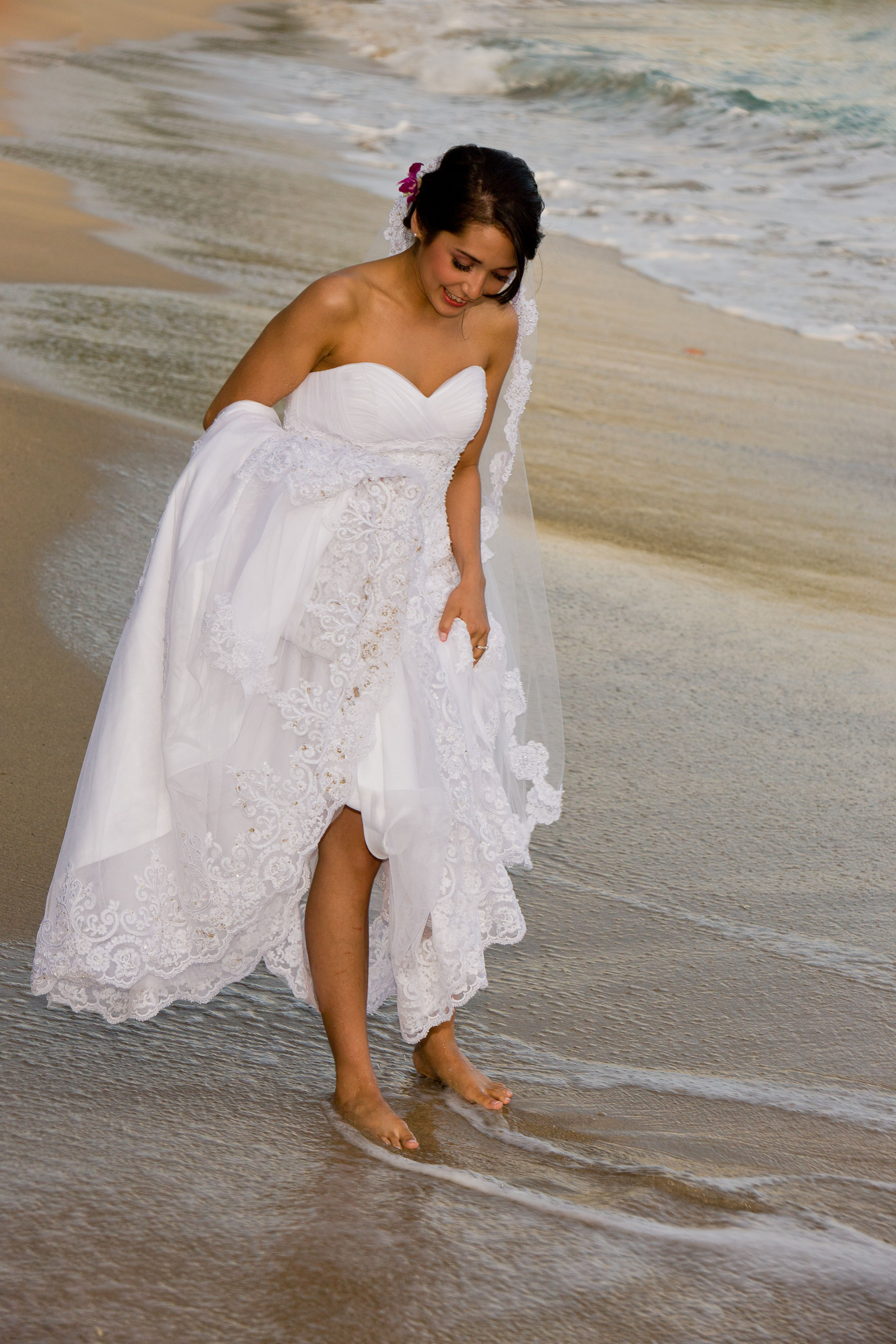 wedding dresses for cruise ship