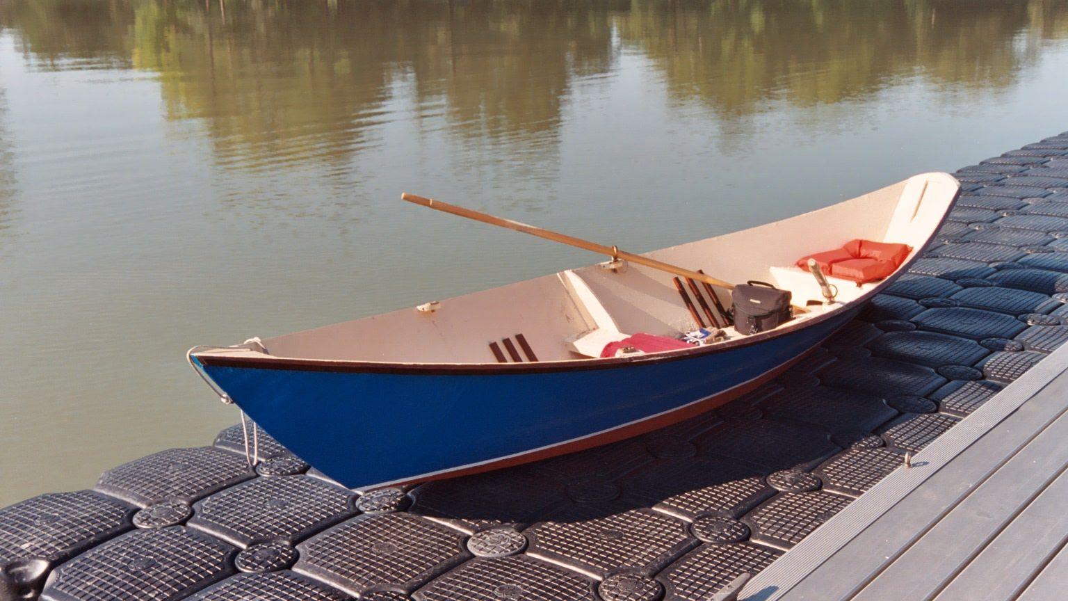 лодка дори википедия