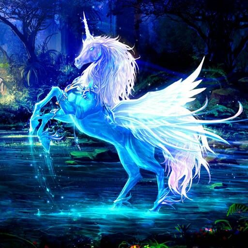 Mythical water horses - photo#3