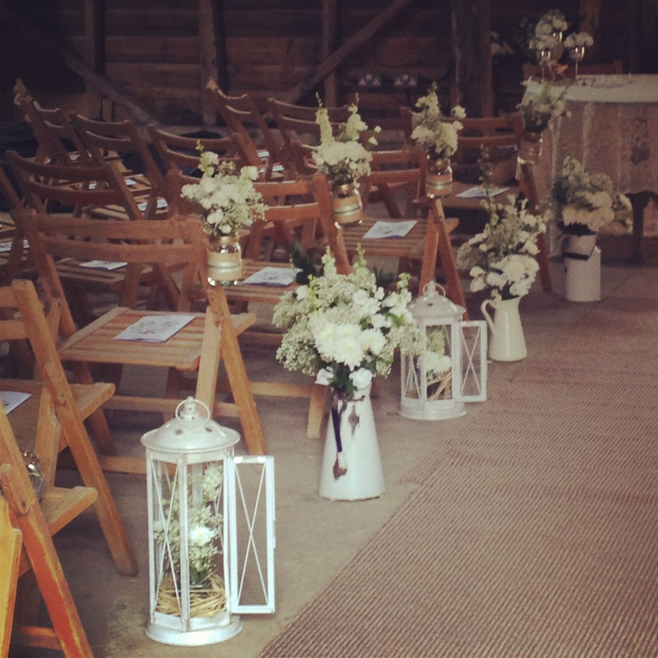 Wedding aisle decor different objects wedding ideas for Aisle wedding decoration ideas