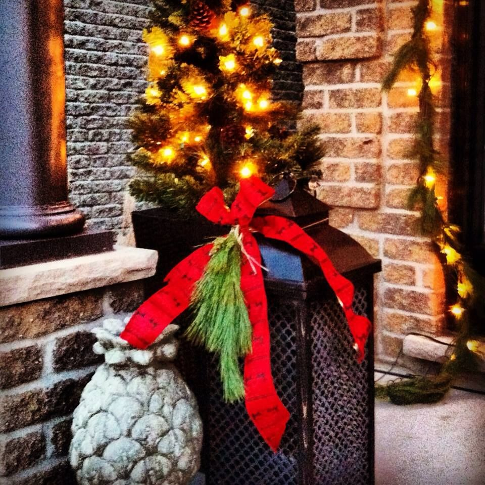 Outdoor christmas decorations 2013 christmas pinterest for Pinterest christmas decorations for the home