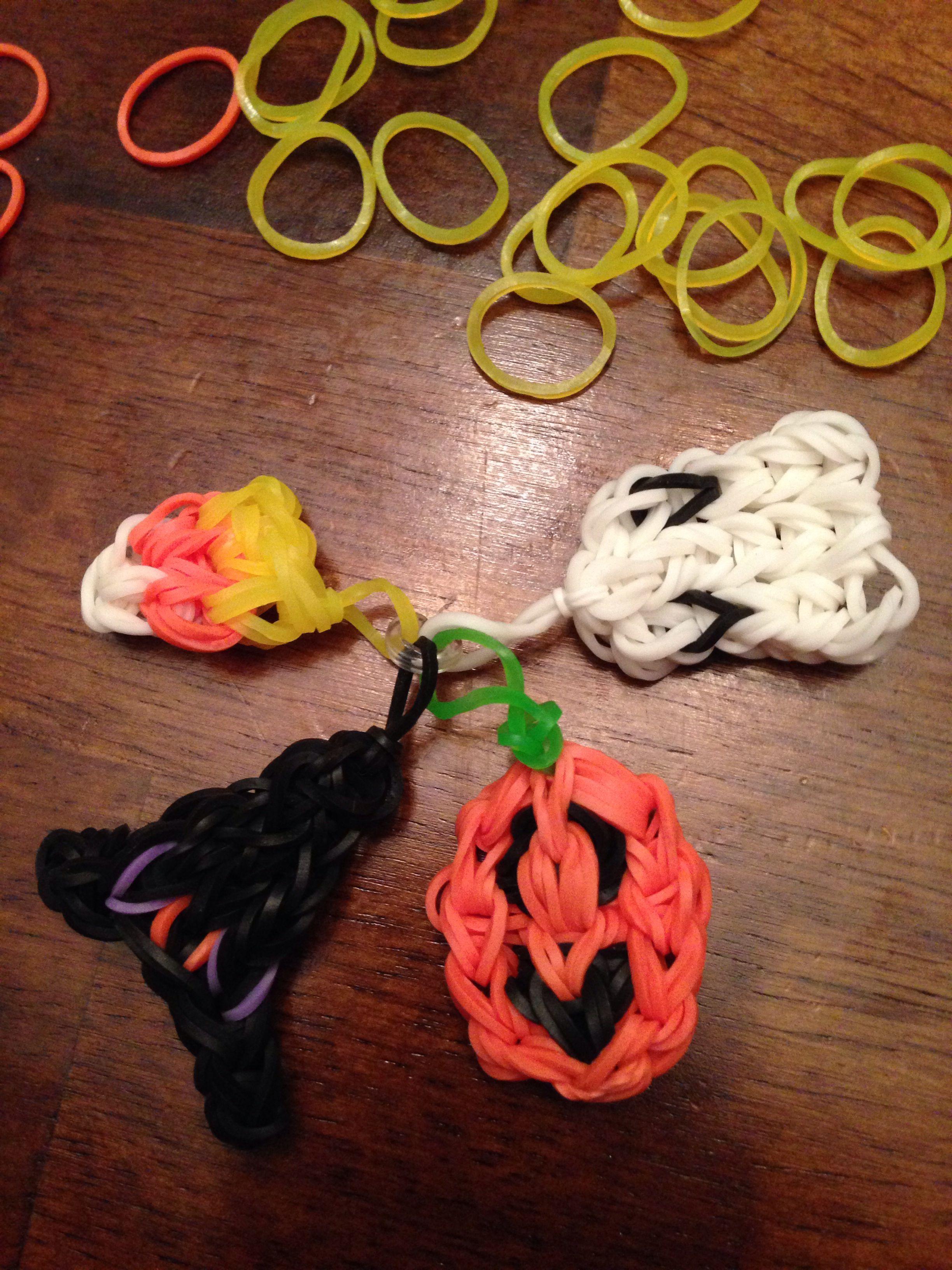 Плетение из резинок пошаговая инструкция