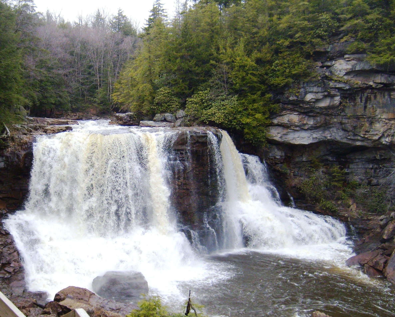 Blackwater Falls Davis Wv Beautiful Places Pinterest