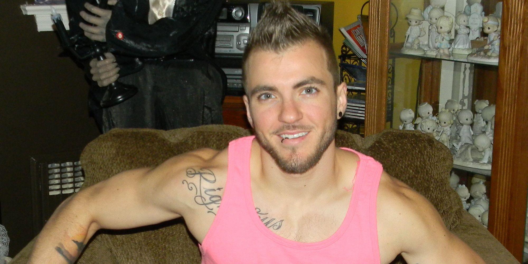 Транс с мужчиной 12 фотография