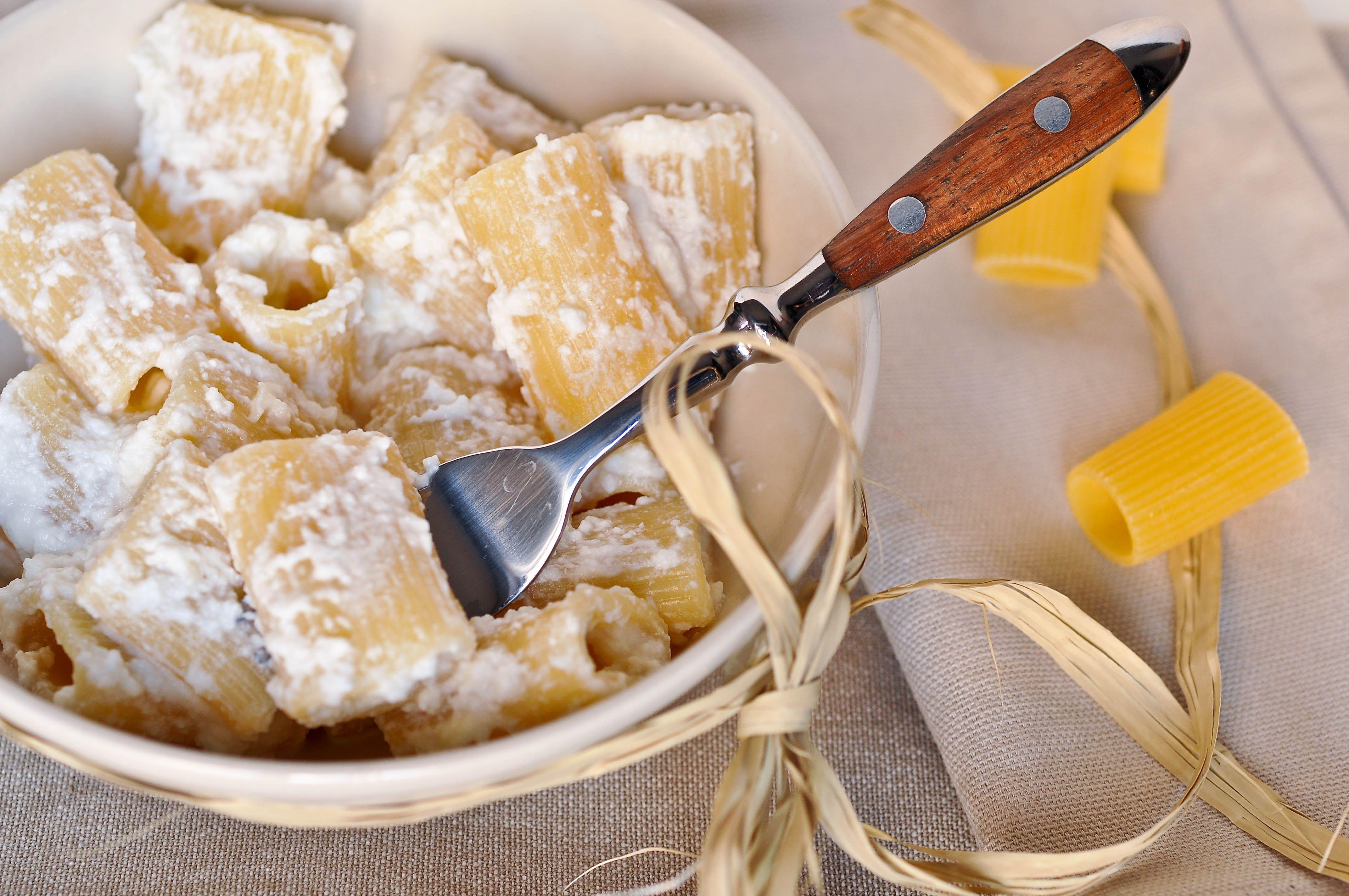 Pasta with ricotta cheese | .:: Best Italian Recipes ::. | Pinterest