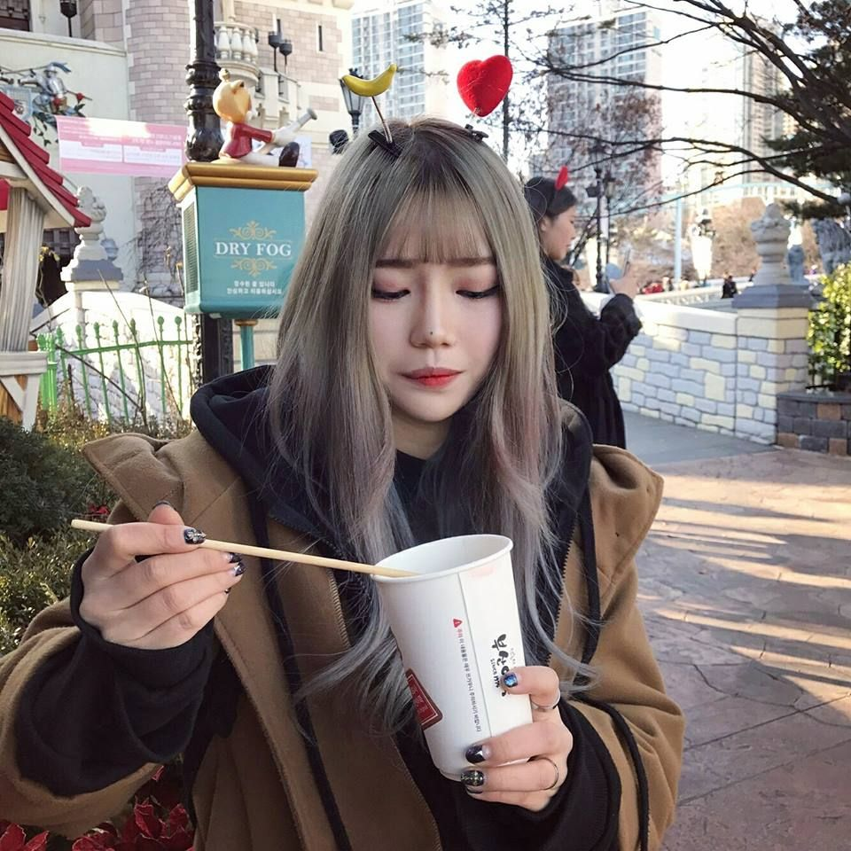 Фото красивых кореянок на аву