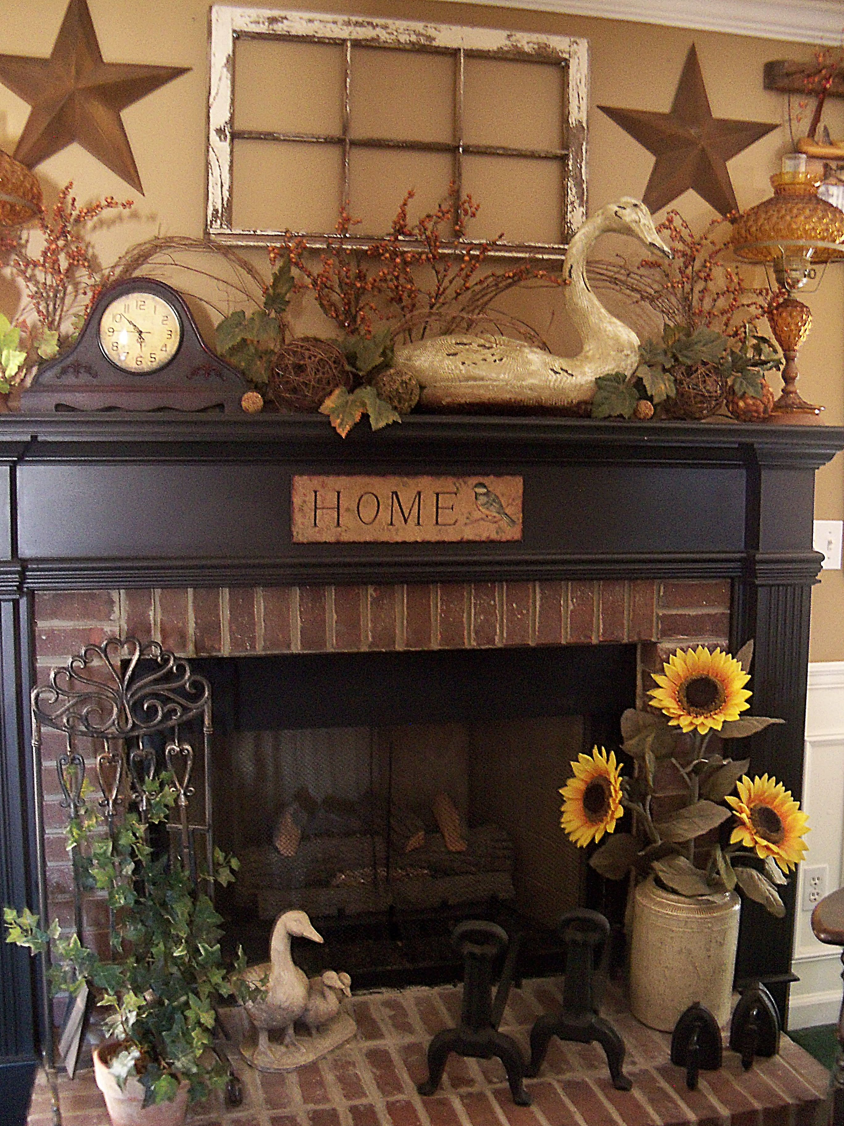 fall mantle primlicious pinterest. Black Bedroom Furniture Sets. Home Design Ideas