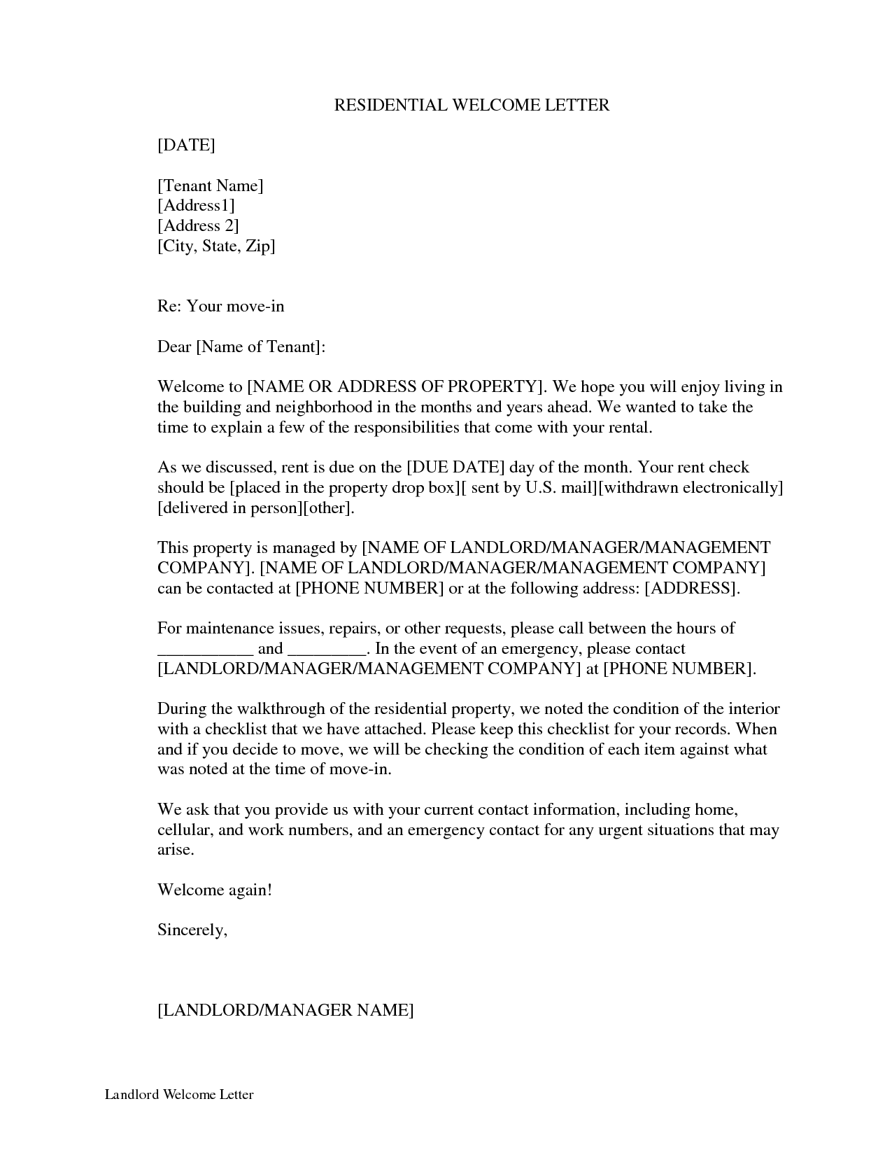 sample termination letter to employee