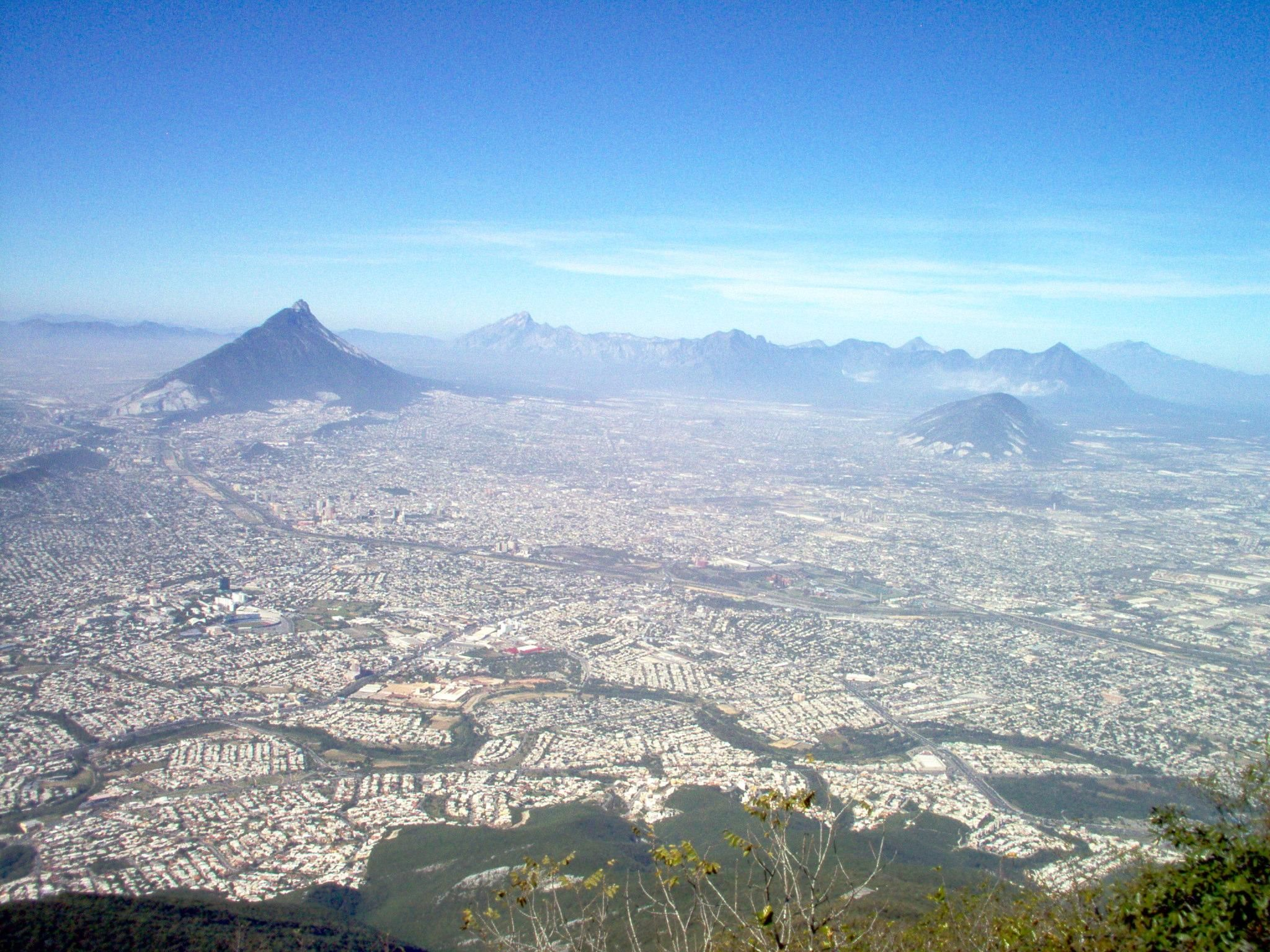 Monterrey Mexico  City pictures : Urban area | MONTERREY, N. L. MEXICO | Pinterest