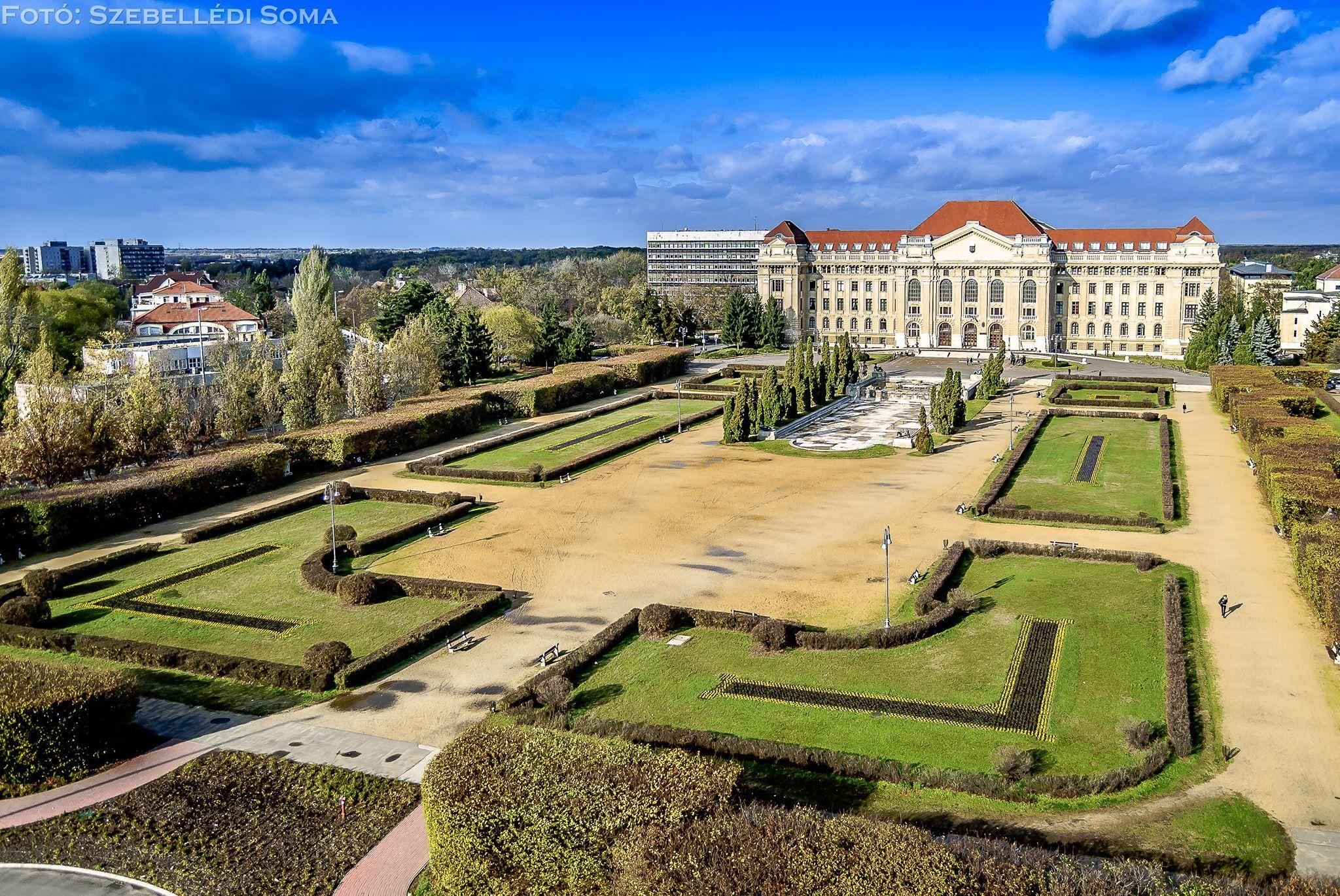 University Of Debrecen Debrecen Hungary Pinterest