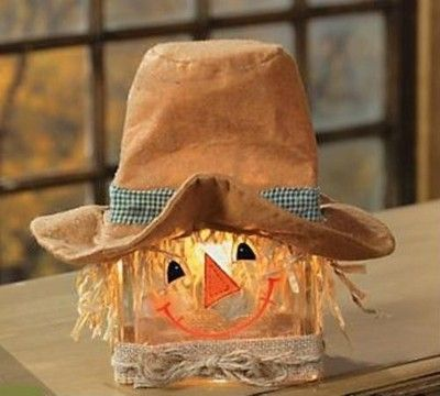 How to Make a Scarecrow Hat
