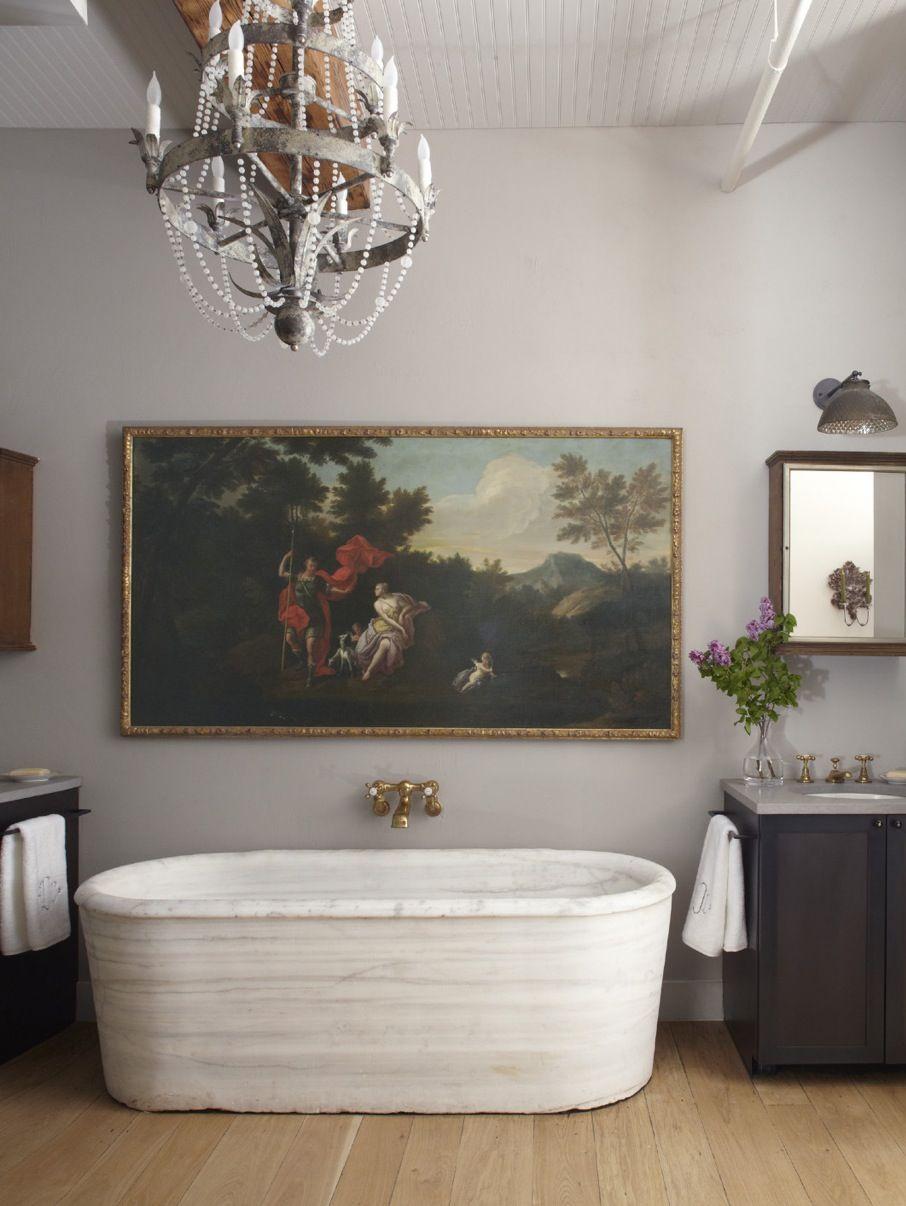 Elle decor bathrooms pinterest crafts for Elle decor bathroom ideas