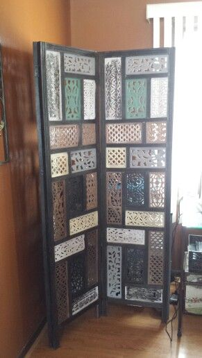 Room Divider From Hobby Lobby Unique Stylish Furniture Pinterest