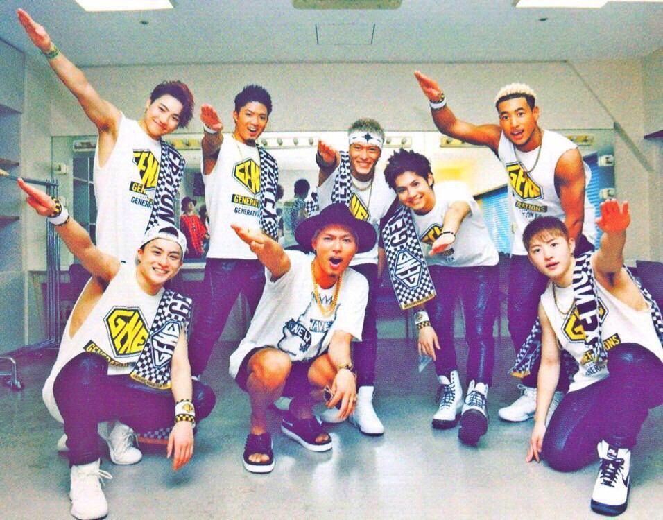 GENERATIONS from EXILE TRIBEの画像 p1_16