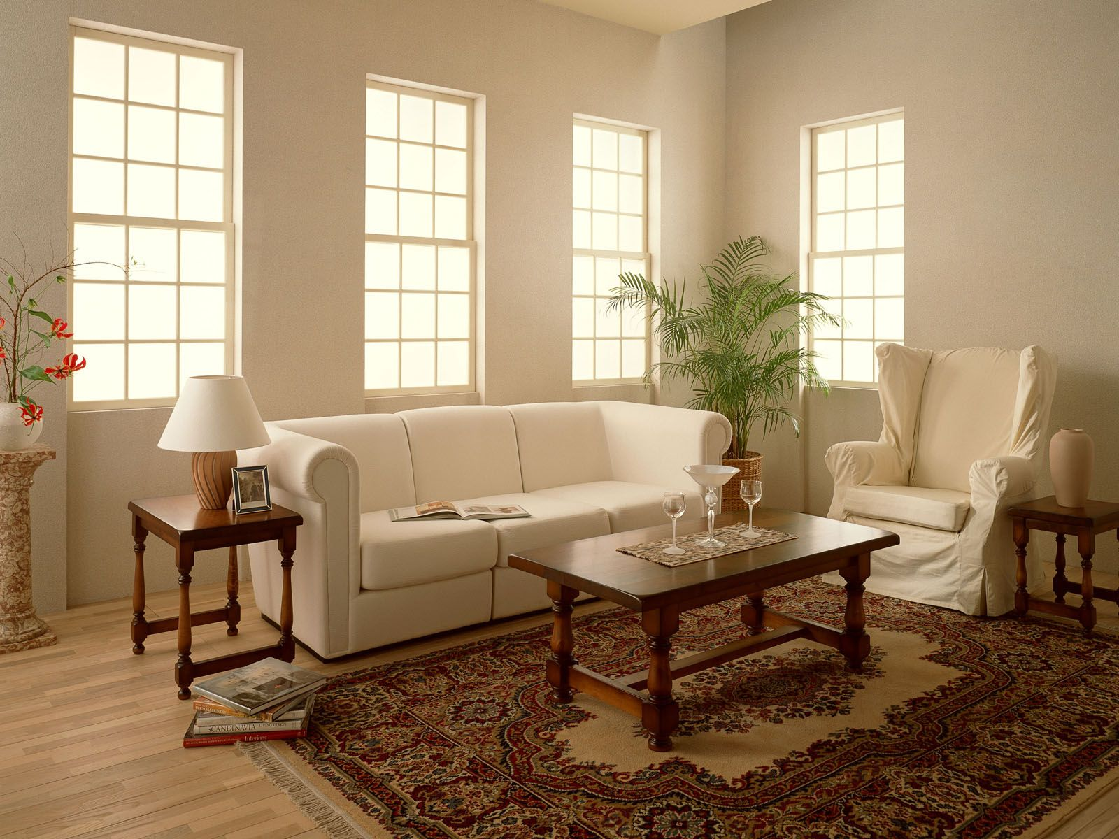 Formal Living Room With Coffee Table Home Decor Pinterest