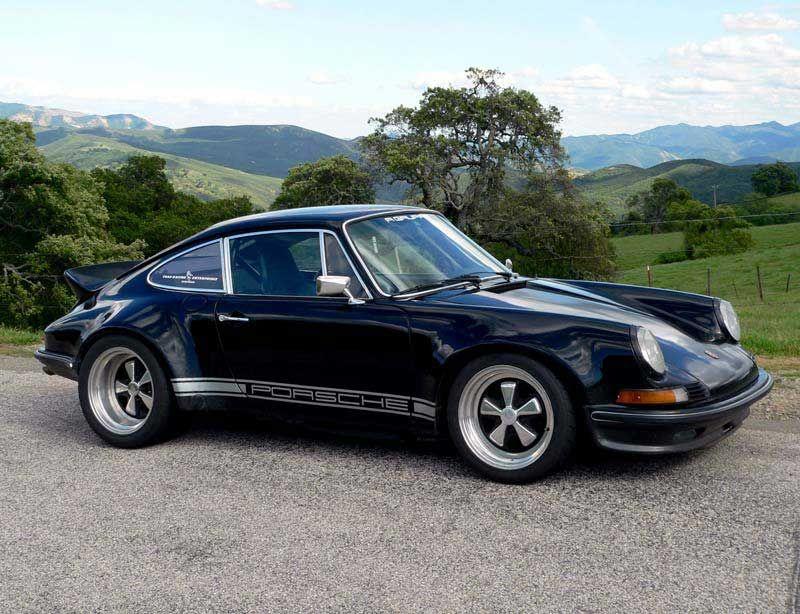 1972 Porsche 911 Rsr Widebody Vintage Porsche 911