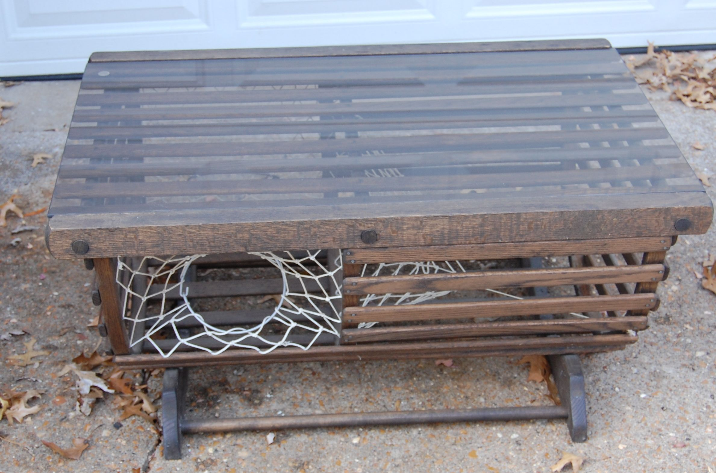 Lobster Trap Coffee Table Antiques And Vintage Goods