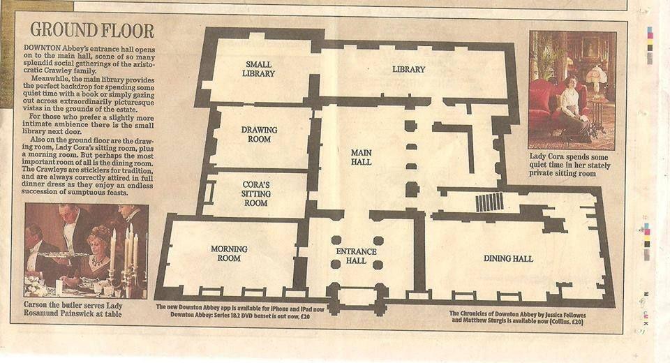 downton abbey floor plan 3 downton abbey pinterest downton abbey floor plan 1 all things downton abbey