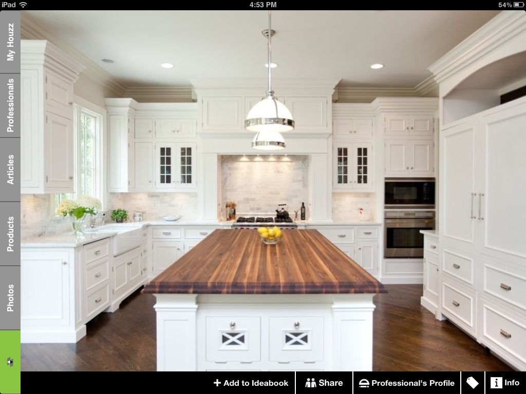houzz island and hood kitchens pinterest