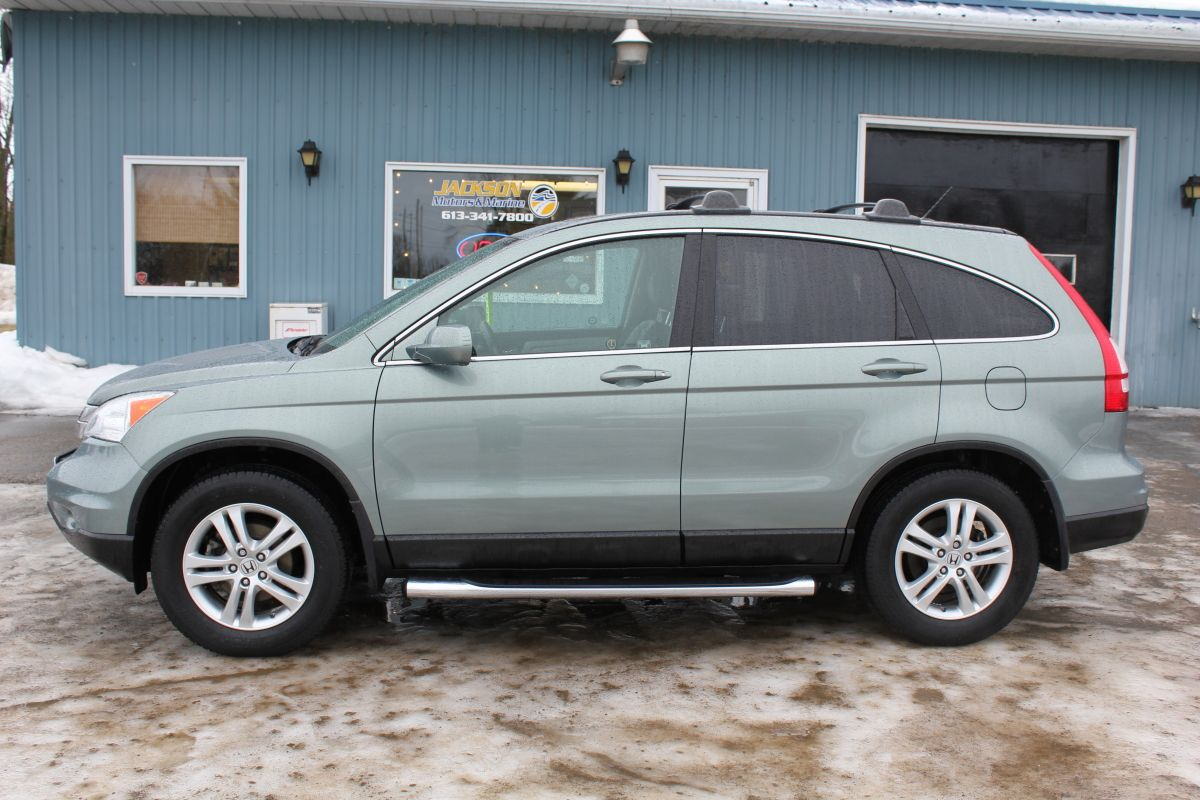 2011 Honda Cr V Ex L Bluetooth