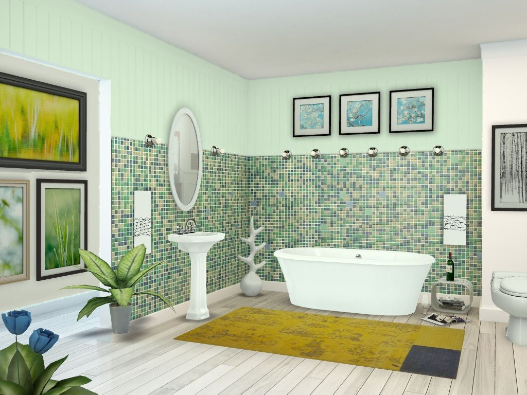 Pin it like image for Quirky bathroom ideas