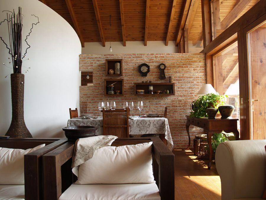decoracion de interiores de casas tipo rustico:My Style