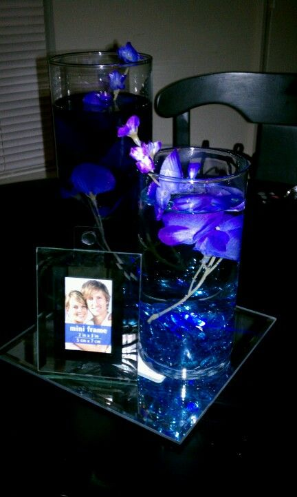 Do It Yourself Wedding Flowers Centerpieces : Do it yourself centerpiece wedding inspiration