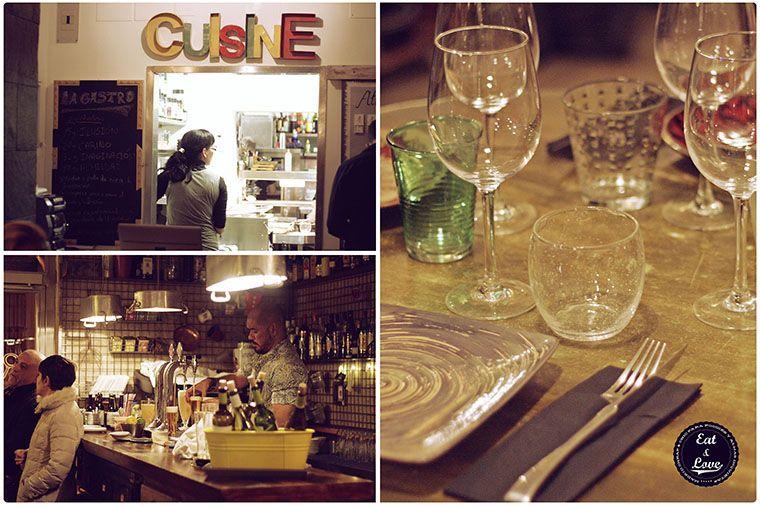 Gastrocroquetería de Chema - restaurante Madrid