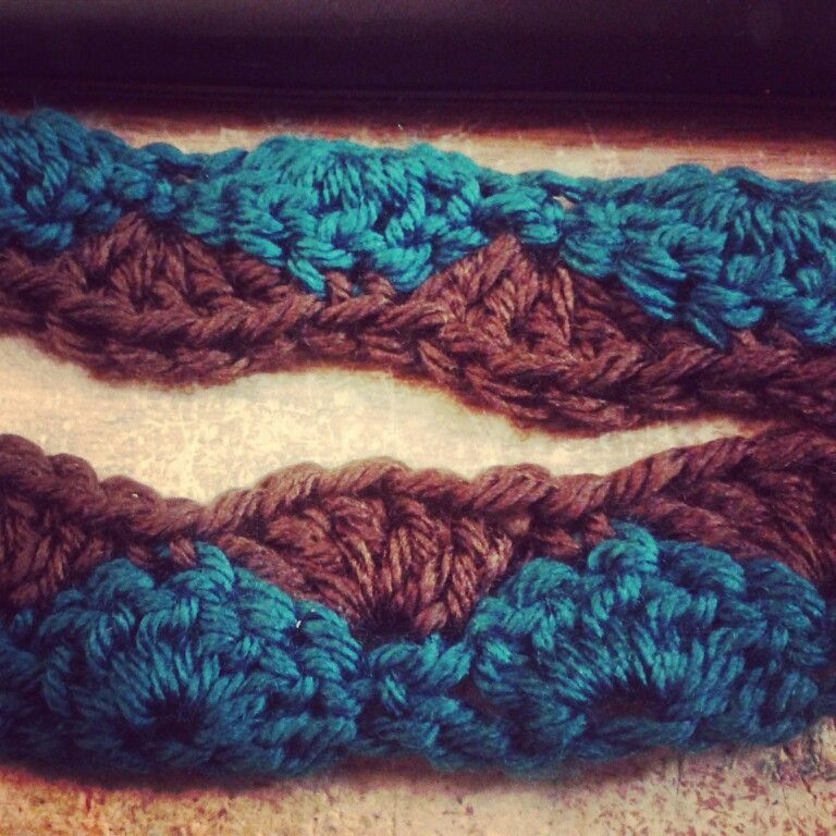 Crochet New Stitches Pinterest : Learned a new #crochet stitch. Crochet ideas Pinterest