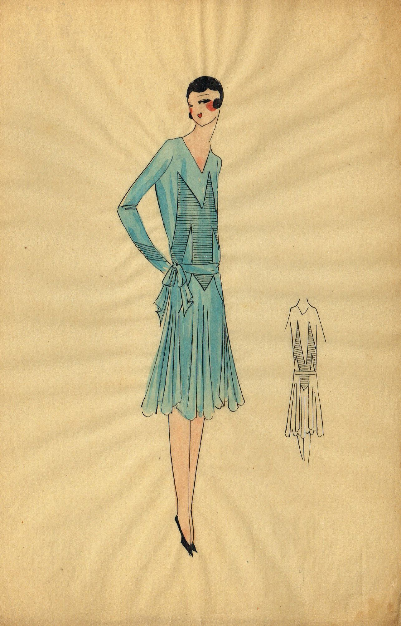1920s fashion in paris 1920s Fashion: Styles of The Roaring Twenties