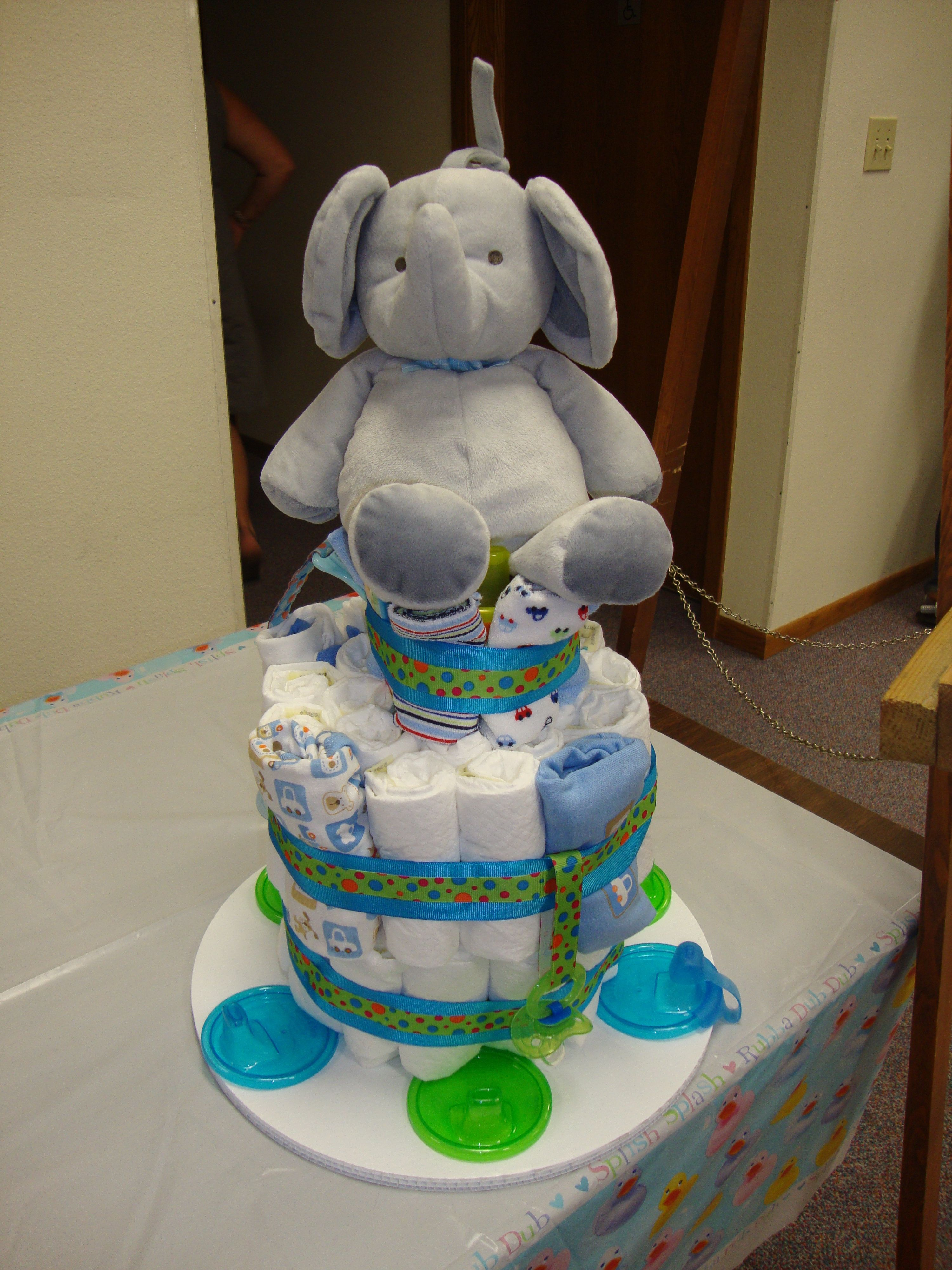 peanut elephant theme baby shower baby ideas pinterest