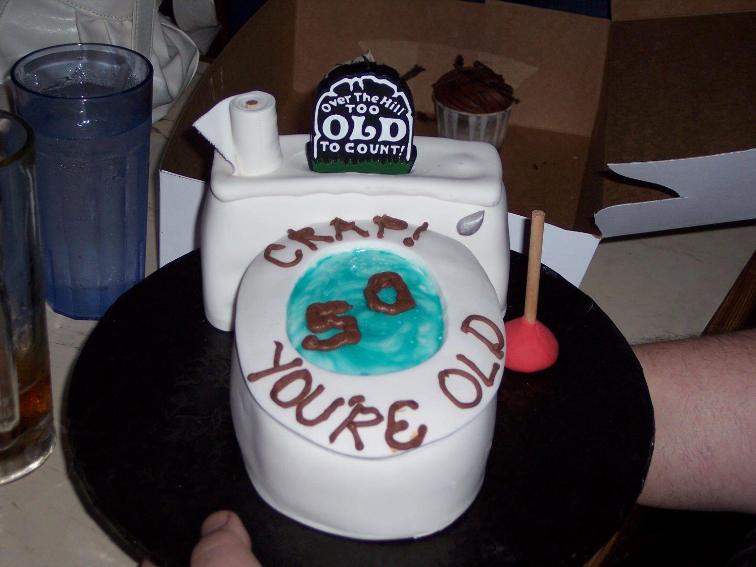 Bill s 50th birthday cake Party Ideas Pinterest