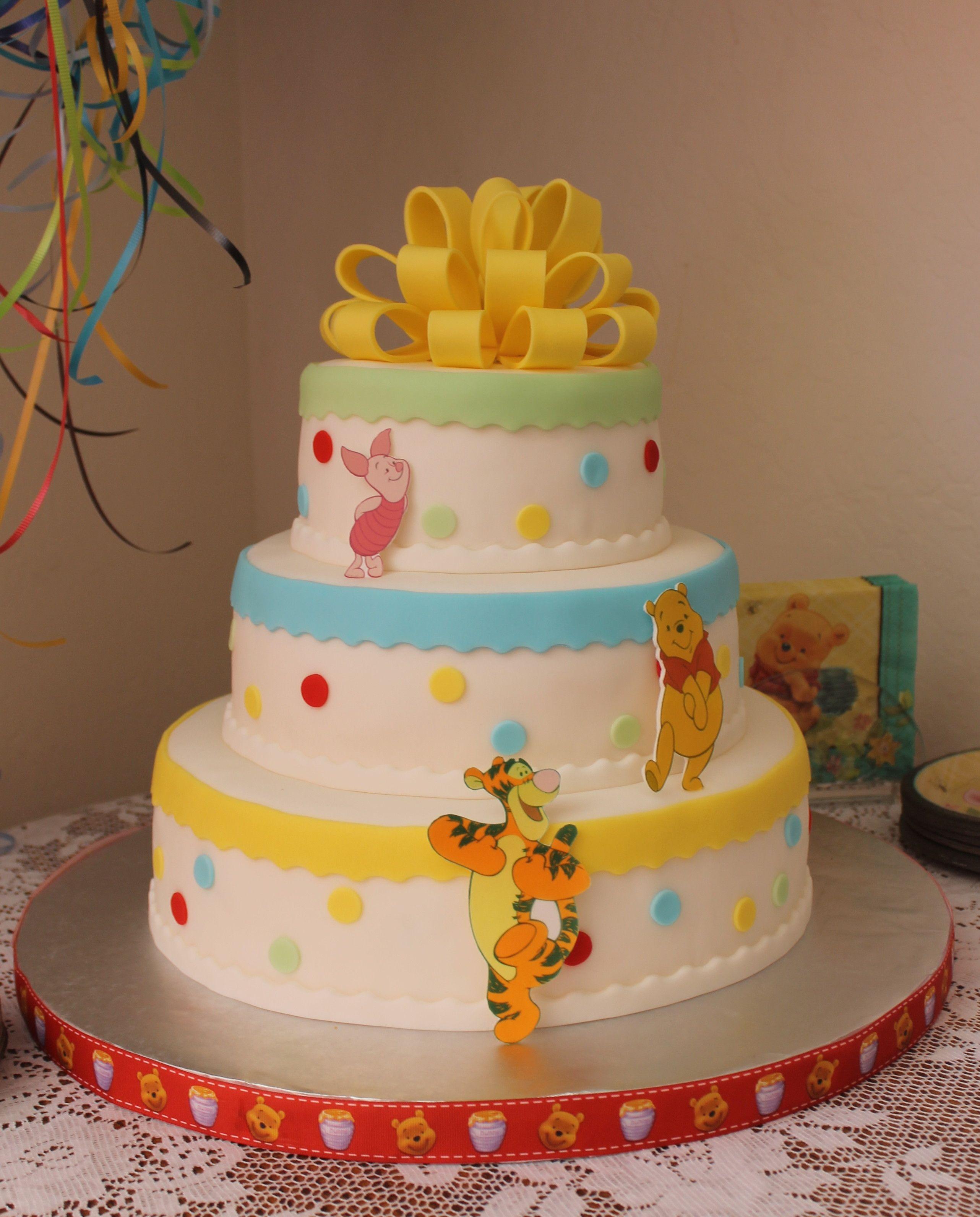 winnie the pooh cake made by celia winnie the pooh baby shower pi