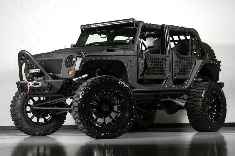 Jacked Up Jeep Wranglers For Sale | Autos Post