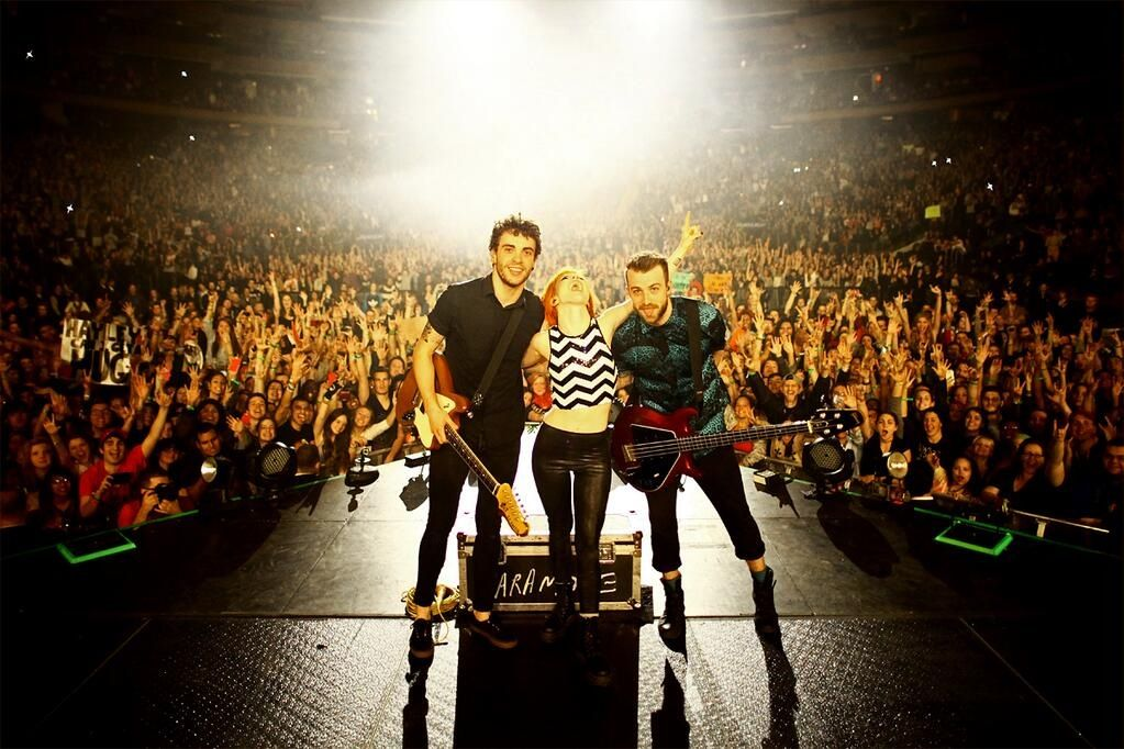 Paramore Concert | Paramore | Pinterest Paramore Tour