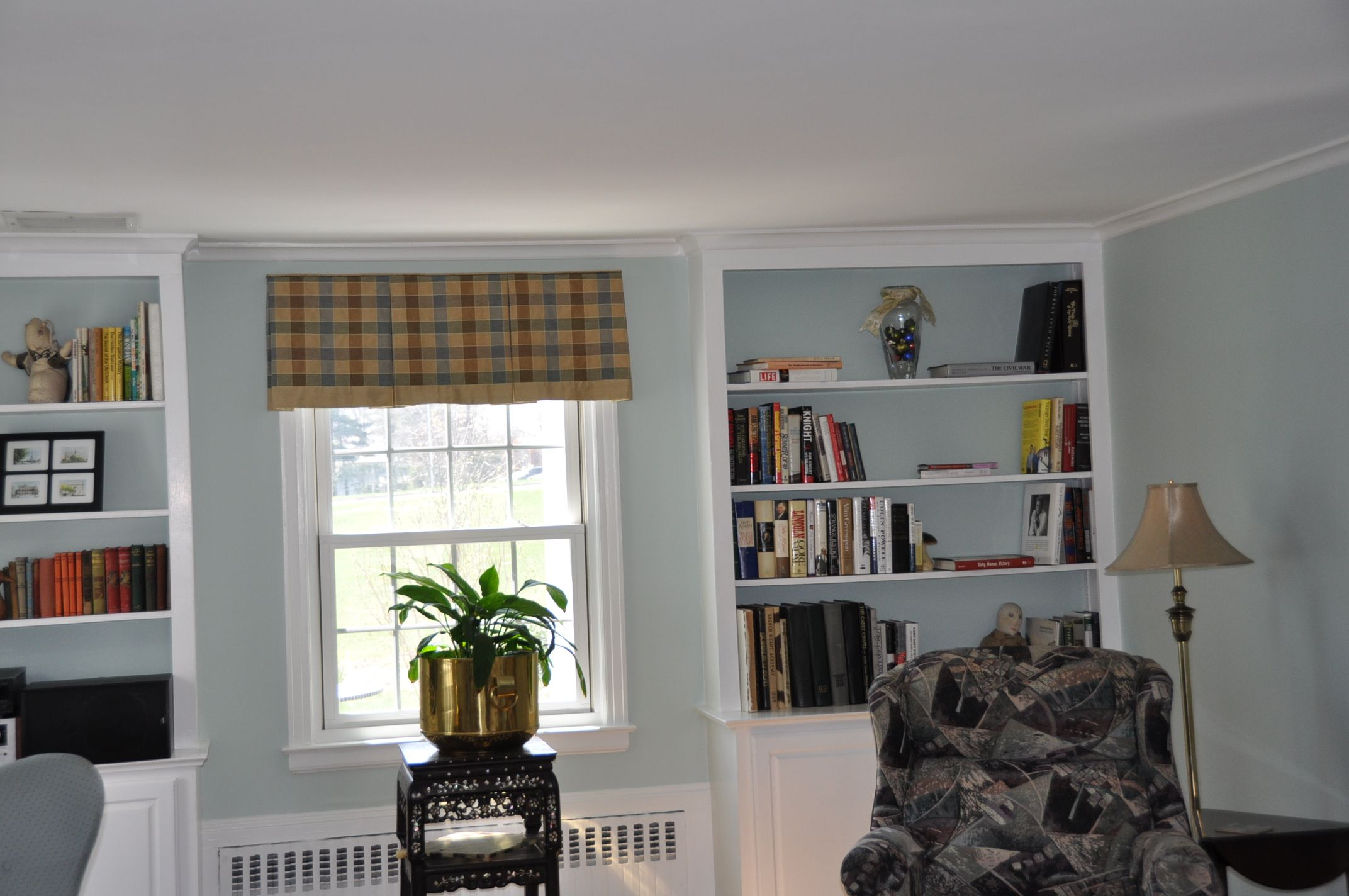 Simple valance window treatment designs by tatyana Simple window treatments