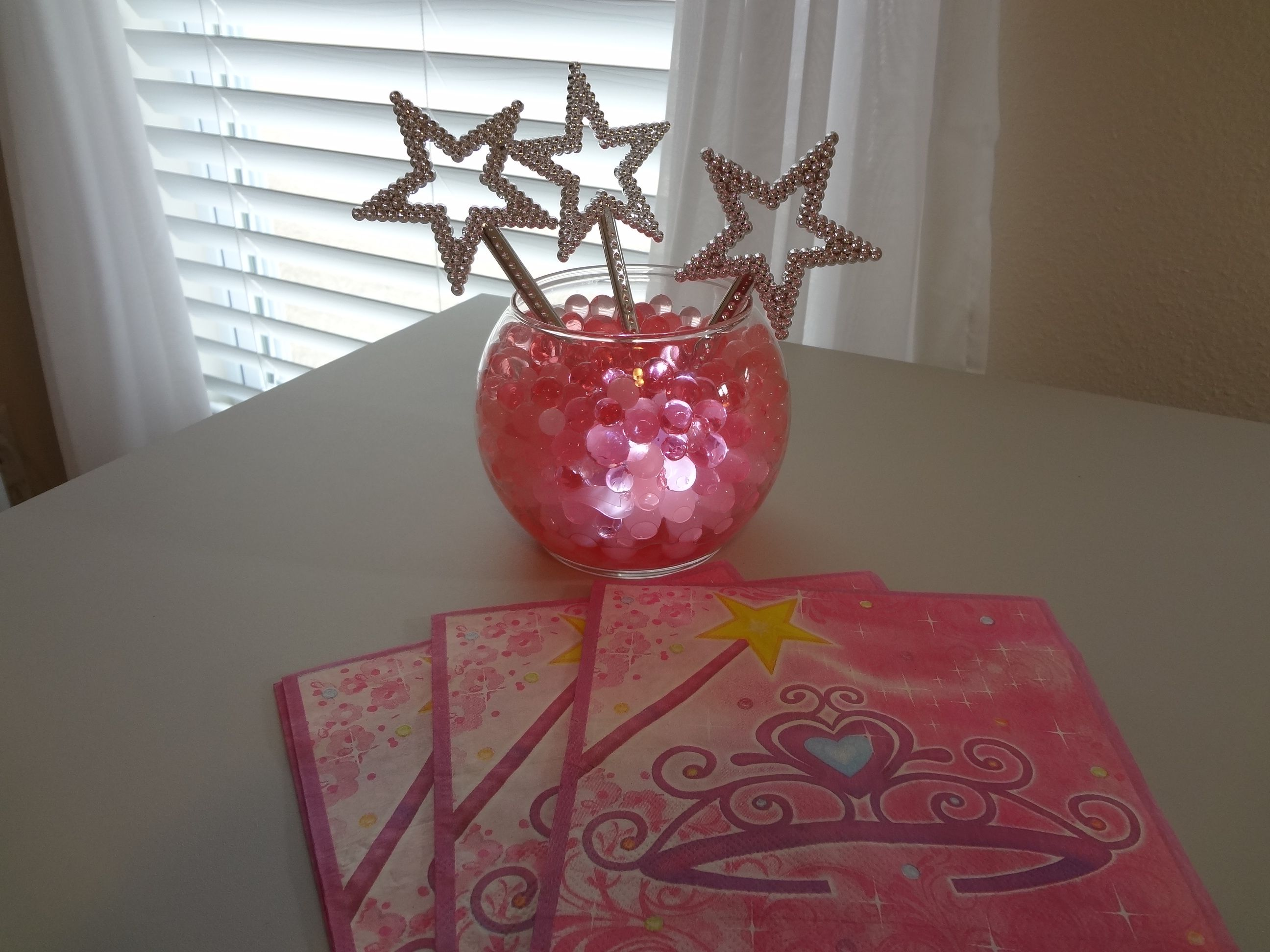 Princess Party Decoration Similiar Princess Centerpieces Keywords