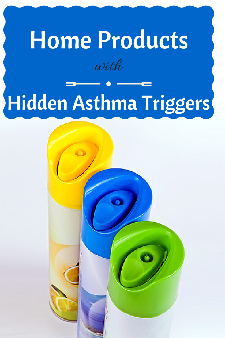 9 Home Products With Hidden Asthma Triggers