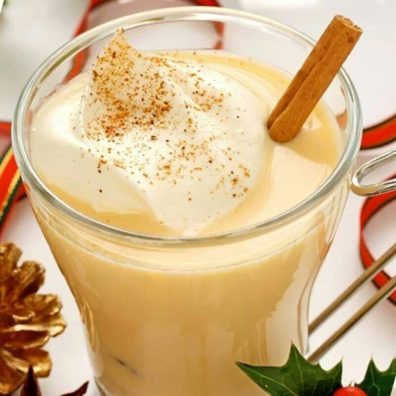 Best Eggnog Rum Recipe | Beverages | Pinterest