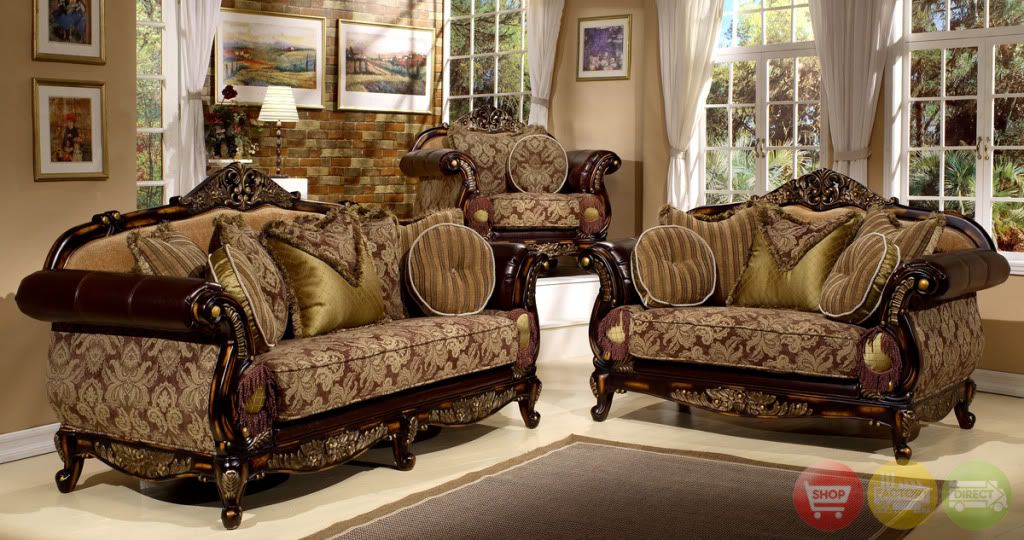 Vintage antique living room set dream home pinterest