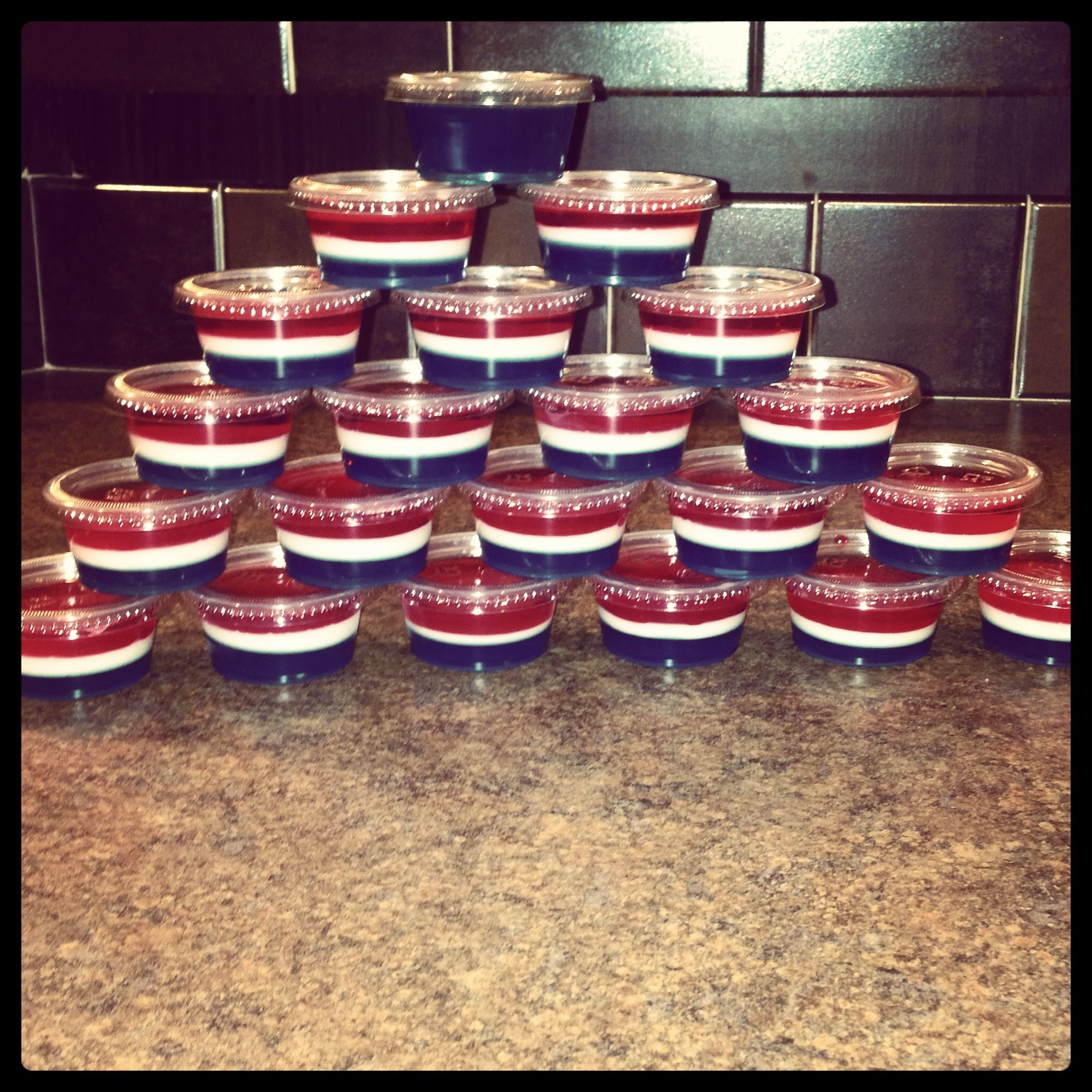 4th of july shots