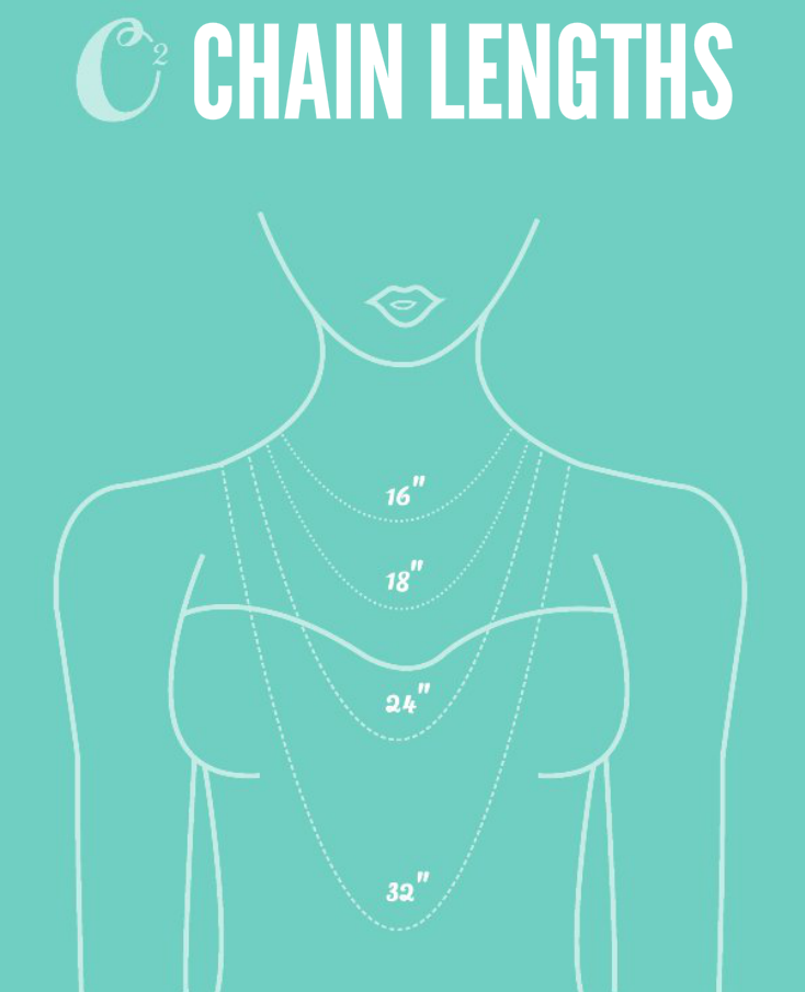 Origami Owl Chain Lengths