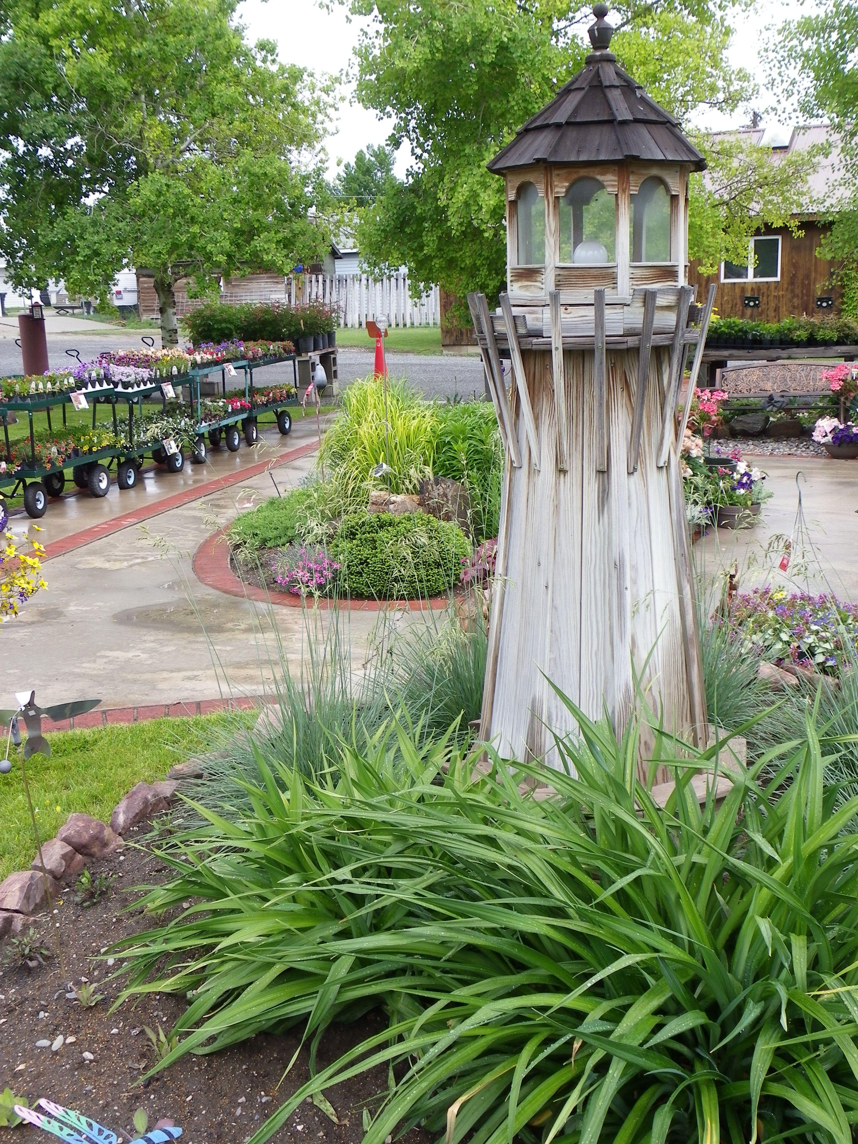 Early spring garden ideas photograph early spring lighthou for Spring garden ideas
