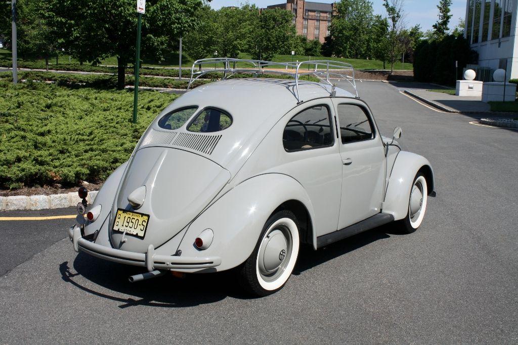 Vw bug split window car interior design for 1951 volkswagen split window