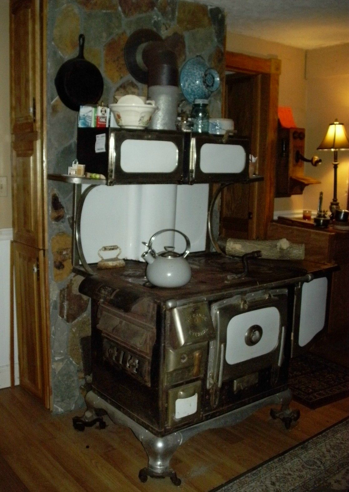 118 best old wood cook stoves images on Pinterest Antique stove 66